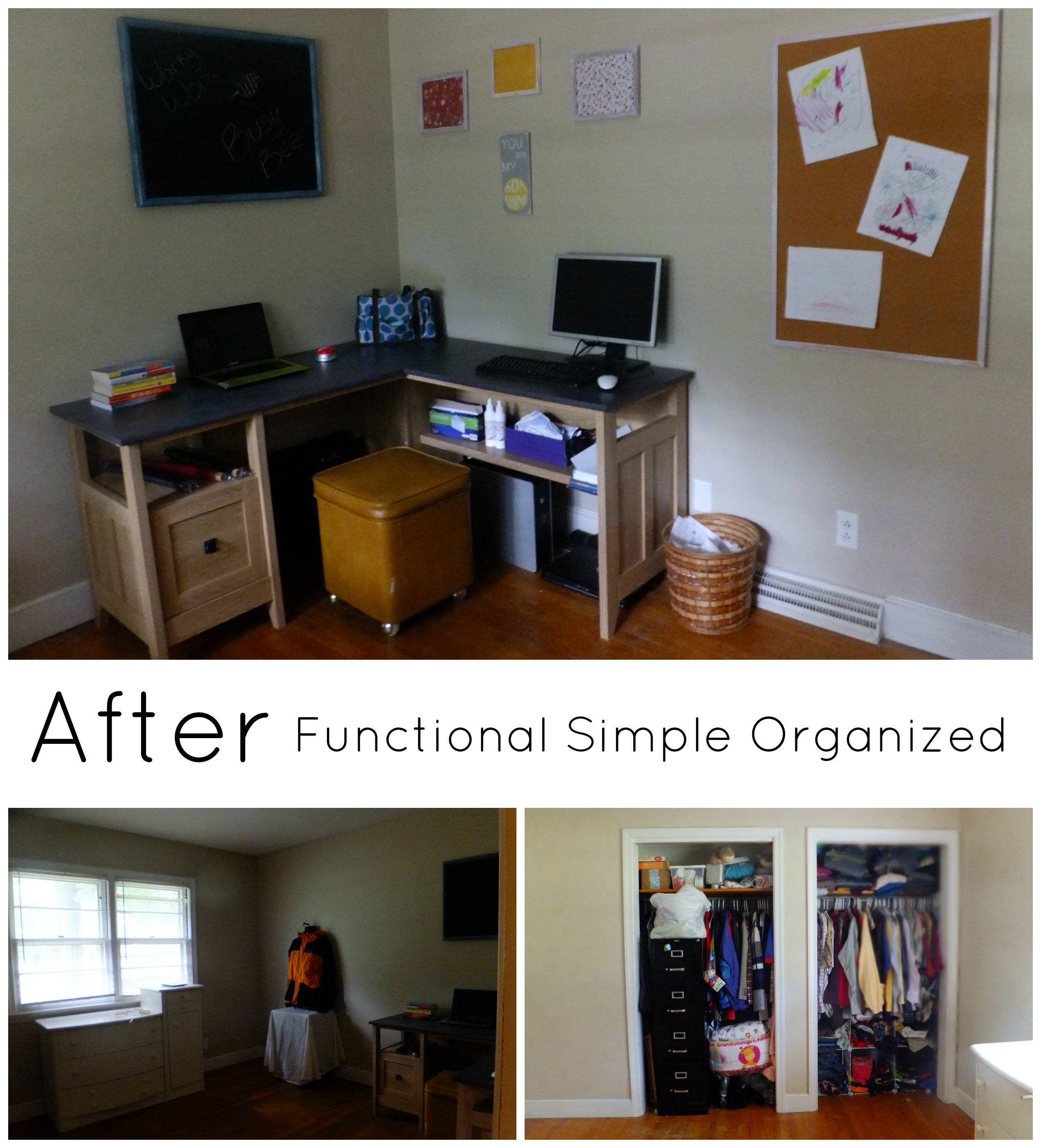 $0 Office Makeover plus $100 giveaway